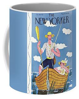New Yorker July 30th, 1932 Coffee Mug