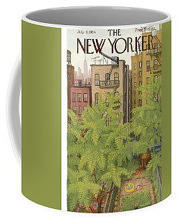 New Yorker July 31st, 1954 Coffee Mug