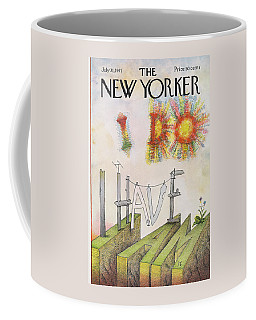 New Yorker July 31st, 1971 Coffee Mug