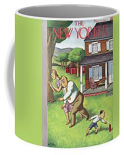 New Yorker July 3rd, 1937 Coffee Mug