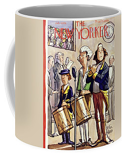 New Yorker July 4 1936 Coffee Mug