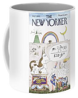 New Yorker July 4th, 1964 Coffee Mug