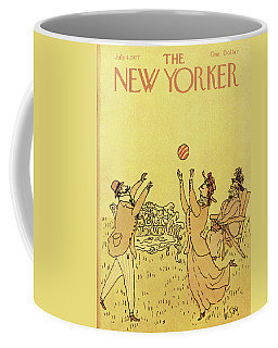 New Yorker July 4th, 1977 Coffee Mug