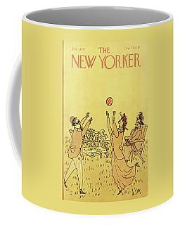 New Yorker July 4th, 1977 Coffee Mug