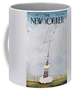 New Yorker July 5th, 1969 Coffee Mug