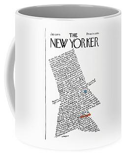 New Yorker July 5th, 1976 Coffee Mug