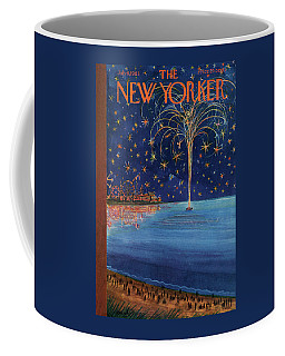 New Yorker July 6th, 1963 Coffee Mug