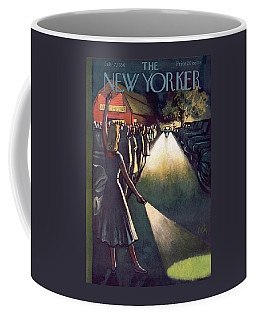 New Yorker July 7th, 1956 Coffee Mug