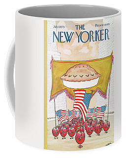 New Yorker July 7th, 1975 Coffee Mug
