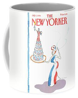New Yorker July 7th, 1986 Coffee Mug