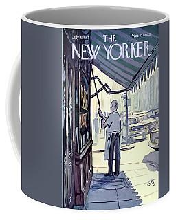 New Yorker July 8th, 1967 Coffee Mug