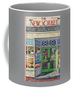 New Yorker July 8th, 1974 Coffee Mug