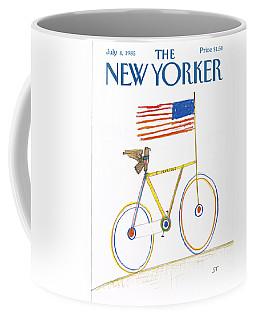 New Yorker July 8th, 1985 Coffee Mug