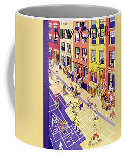 New Yorker July 9 1938 Coffee Mug