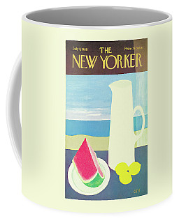New Yorker July 9th, 1966 Coffee Mug