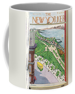 New Yorker June 10th, 1944 Coffee Mug