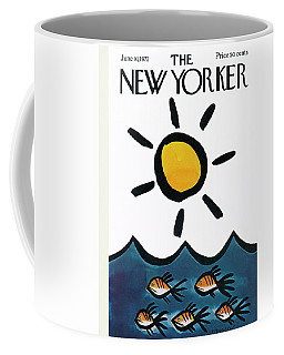 New Yorker June 10th, 1972 Coffee Mug