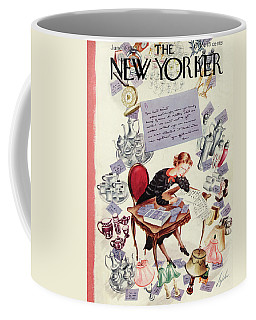 New Yorker June 11th, 1938 Coffee Mug