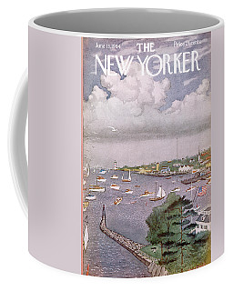 New Yorker June 13th, 1964 Coffee Mug