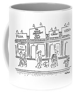 New Yorker June 13th, 1988 Coffee Mug