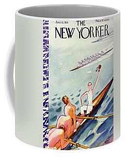 New Yorker June 15 1935 Coffee Mug