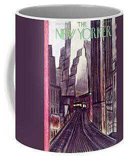 New Yorker June 15 1940 Coffee Mug