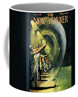 New Yorker June 15th, 1957 Coffee Mug