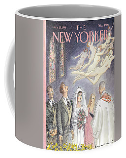 New Yorker June 15th, 1998 Coffee Mug