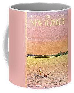 New Yorker June 16th, 1986 Coffee Mug
