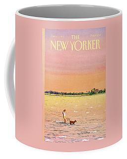 New Yorker June 16th, 1986 Coffee Mug