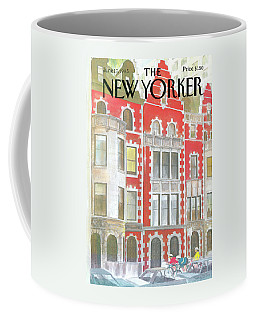 New Yorker June 17th, 1985 Coffee Mug