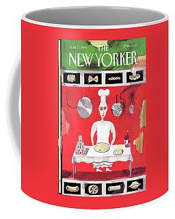 New Yorker June 17th, 1991 Coffee Mug