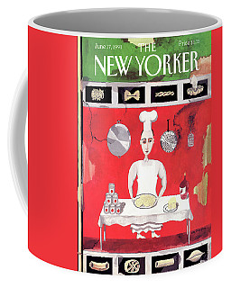 New Yorker June 17th, 1991 Coffee Mug