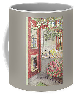 New Yorker June 18th, 1955 Coffee Mug