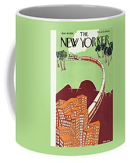 New Yorker June 19 1926 Coffee Mug
