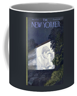 New Yorker June 19th, 1954 Coffee Mug