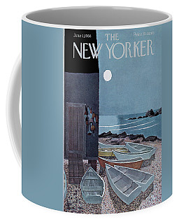 New Yorker June 1st, 1968 Coffee Mug