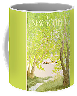 New Yorker June 1st, 1981 Coffee Mug