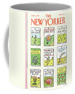New Yorker June 1st, 1987 Coffee Mug