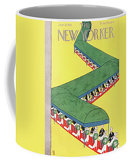 New Yorker June 21st, 1930 Coffee Mug
