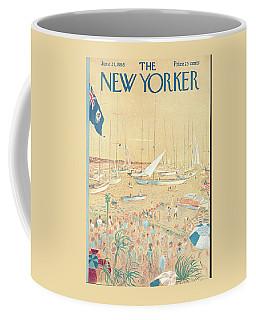 New Yorker June 21st, 1958 Coffee Mug