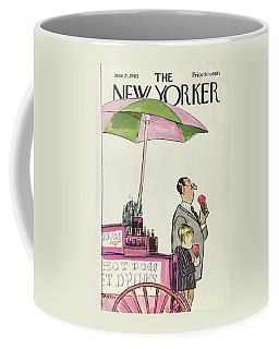 New Yorker June 21st, 1969 Coffee Mug
