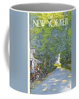 New Yorker June 21st, 1976 Coffee Mug
