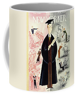 New Yorker June 22 1935 Coffee Mug