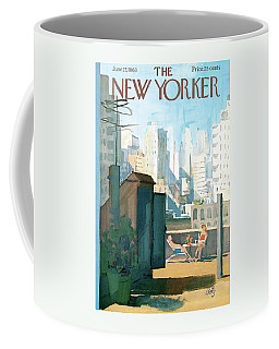 New Yorker June 22nd, 1963 Coffee Mug