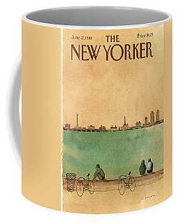 New Yorker June 22nd, 1981 Coffee Mug