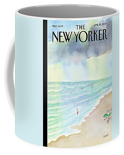 New Yorker June 22nd, 2009 Coffee Mug