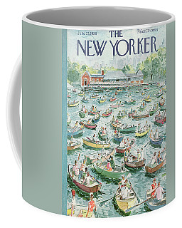 New Yorker June 23rd, 1956 Coffee Mug