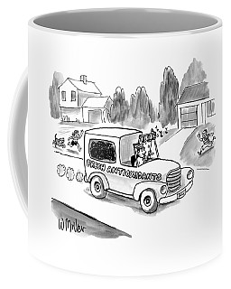 New Yorker June 23rd, 1997 Coffee Mug