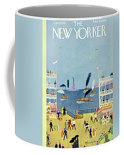 New Yorker June 25 1932 Coffee Mug